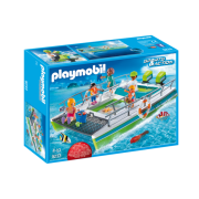 Playmobil 9233 Glas-Bottom Båd med Motor