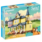 Playmobil 9475 Luckys Glade Hjem