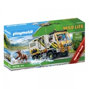 Playmobil 70278 Outdoor Expedition Truck