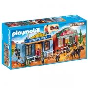 Playmobil 70012 Take Along Western City