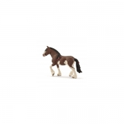 Schleich 13809 Clydesdale hoppe