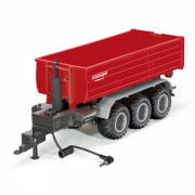 Siku 6786 3 Axled Hooklift Trailer