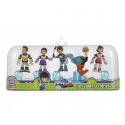 Miles from Tomorrowland Figurer