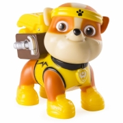 Paw Patrol Action Pack Pup Rubble