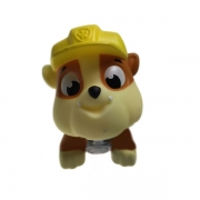 Paw Patrol Rubble bade figur