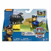 Paw Patrol Rescue Pack Chase og Marley