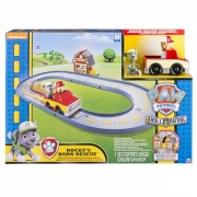 Paw Patrol On A Roll Starter Rockys Barn Rescue