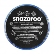 Snazaroo sminkefarve 18ml Sort
