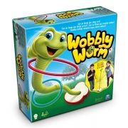 Wobbly Worm spil