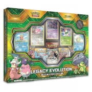 Pokemon Legacy Evolution Pin