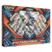 Pokemon Shiny Tapu Koko GX