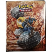 Pokemon A4 Mappe Sun & Moon 10