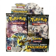 Pokemon Lost Thunder booster 1 stk