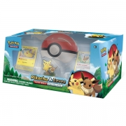 Pokemon Box Beluga Pikachu and Eevee