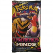 Pokemon SM11 Unified Minds Booster