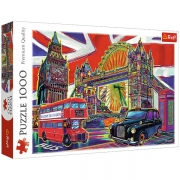 TREFL 1000 Brikker Colors of London