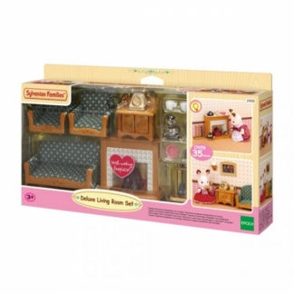 Sylvanian Families 5037 Deluxe Dagligstue