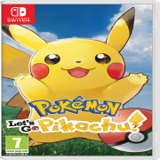 Pokemon: Let´s Go Pichachu /Switch