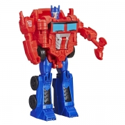 Transformers Cyberv 1-Step Changer Optimus Prime