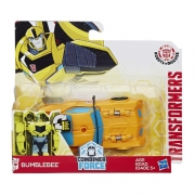 Transformers 1 Step Changer Bumblebee