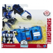 Transformers 1 Step Changer Strongarm