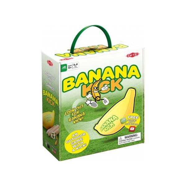 Banana Kick Udendørs spil med blød bananbold