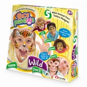 Face Paintoos Wild Pack
