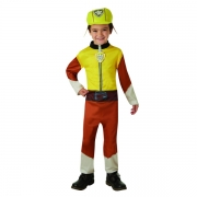 Paw Patrol Rubble Dragt str. Small